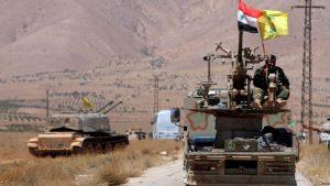 Ближний Восток. Оперативная лента военных событий 11.05.2018