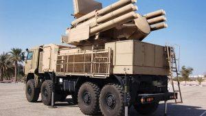 Израиль уничтожил комплекс «Панцирь-С1» в Сирии — [видео]