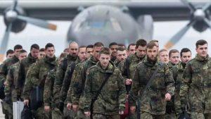 Девять стран НАТО проведут военные учения в Литве