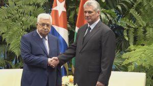 Латинская Америка признает независимость Палестинской автономии