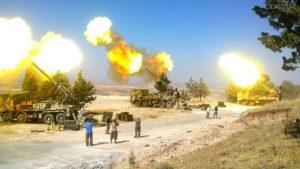 Ближний Восток. Оперативная лента военных событий 14.05.2018