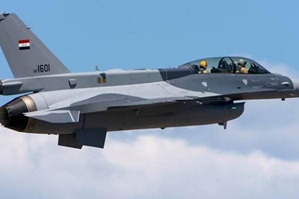 ВВС Ирака уничтожили штаб командования террористов ИГИЛ вСирии