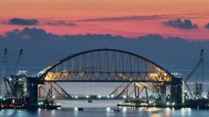 На открытие Крымского моста прибудет президент Путин