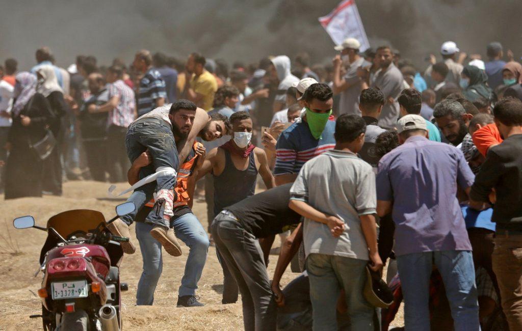 США заблокировали впредставительстве ООН  призыв к изучению  вГазе