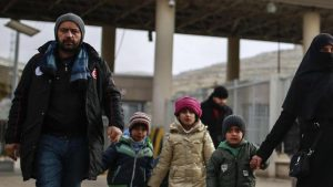 Турецкие пограничники расстреливают сирийских беженцев