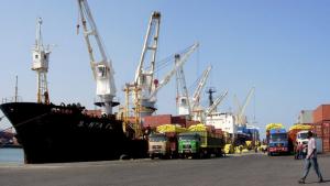 Турецкое судно повреждено у берегов Йемена