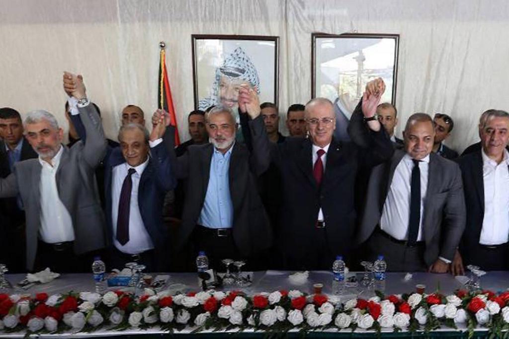Египет потребовал отХАМАСа закончить  массовые беспорядки