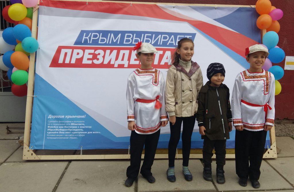 Геращенко обвинила ОБСЕ впособничестве выборам Президента России вКрыму