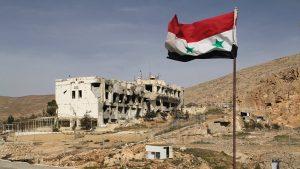 Сводка событий в Сирии и на Ближнем Востоке за 15 мая 2018 года