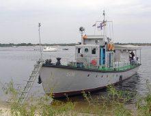 Капитана браконьерского украинского судна будут судить в Крыму