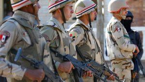 19 террористов ликвидировано в ходе операции «Синай-2018»