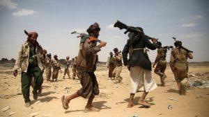 В начале Рамадана Хади обратился к йеменцам с критикой хуситов