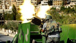 Контрнаступление ИГ в Ярмуке захлебнулось