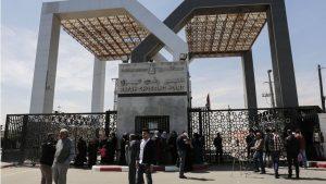 Граница Египта с сектором Газа впервые открыта на месяц