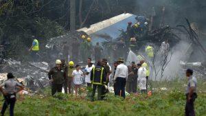 Известно о четверых выживших в авиакатастрофе в Гаване