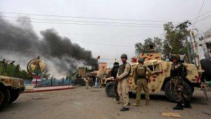 В результате тройного взрыва в Джелалабаде погибли восемь человек