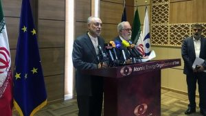 Евросоюз укрепляет ядерное сотрудничество с Ираном