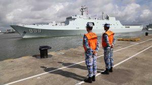 Пекин может усилить военное присутствие вокруг Тайваня