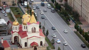 Боевики напали на православный храм в Грозном