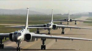 ВВС Китая разместили бомбардировщики на спорных островах