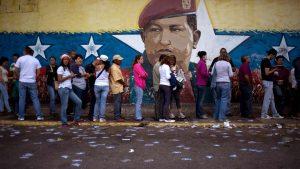 Президентские выборы стартовали в Венесуэле
