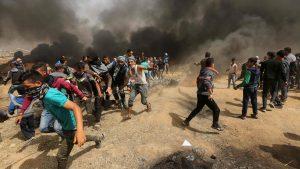 Британцы собрали миллион фунтов для помощи палестинцам