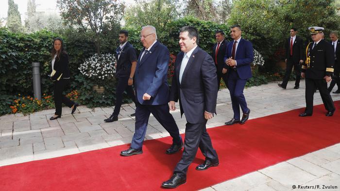 Очередное государство перенесло свое посольство вИзраиле изТель-Авива вИерусалим