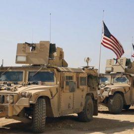 Пентагон начал отвод войск из Сирии