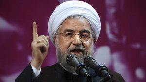 Роухани: Соединенные Штаты Ирану — не указ