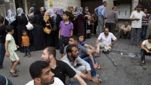 Катар готов выплачивать зарплаты палестинцам Газы