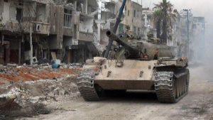 Сводка событий в Сирии и на Ближнем Востоке за 21 мая 2018 года