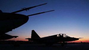 Над авиабазой Хмеймим сбито несколько беспилотников