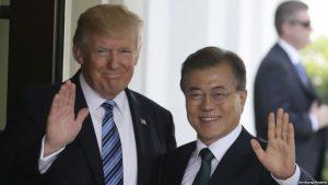 Президент США рассказал о перспективах КНДР после денуклеаризации