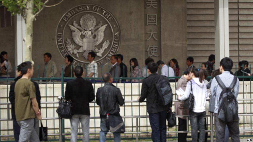 США сделали неимоверное предупреждение работникам в«Поднебесной»: «Остерегайтесь необыкновенных звуков»