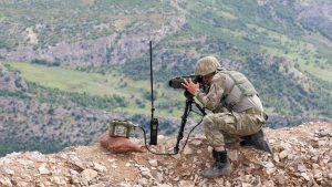 Турция продолжает военные операции в Курдистане