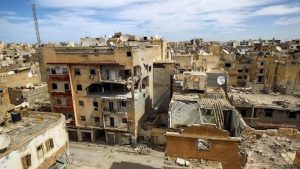 Семь человек погибло в результате взрыва в Бенгази