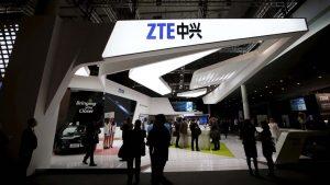 Администрация Трампа договорилась с китайской ZTE о снятии ограничений в США