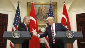 Турция и США делят сирийский город Манбидж