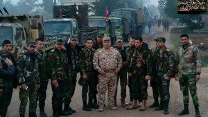 Сирийская армия стягивает силы в провинцию Деръа