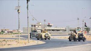 Иракские военные зачищают республику от ИГ