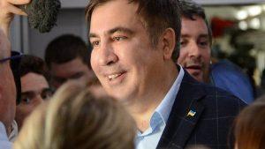 Саакашвили просит страны ЕС ввести санкции в отношении властей Украины
