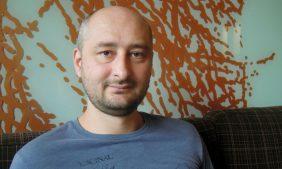«Убили» в Киеве, а виноватят Россию: Омелян грозит сжечь Москву за Бабченко
