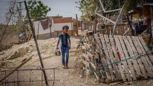 Британский министр вступился за палестинских бедуинов
