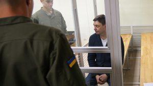 Вышинский отказался от гражданства Украины и попросил Путина о помощи
