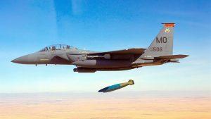 В результате авиаудара коалиции во главе с США в Сирии погибли восемь мирных жителей