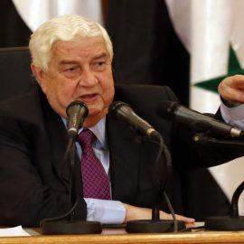 Сирия требует от США покинуть базу в Эт-Танфе