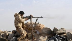 САА атаковала боевиков FSA в провинции Алеппо