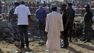 В Нигере прошла серия терактов