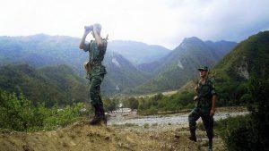 На азербайджано-российской границе убит нарушитель