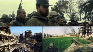 [Сирия 18+] Освобождение Дамаска. Слово «Тигра»
